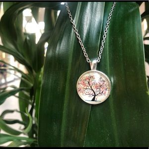 Jewelry - Tree of life necklace from Jerusalem
